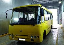 Техосмотр автобусов