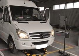 Регистрация грузового автомобиля