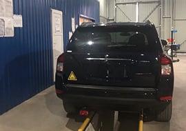 Як зареєструвати газ на авто